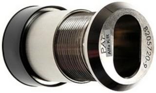 Dörrnyckeltub Kaba/Gege 40-70mm    Nickel
