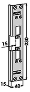 MONTERINGSSTOLPE ST6501 STEP