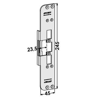 Monteringsstolpe ST6503