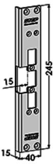 MONTERINGSSTOLPE ST6504 STEP