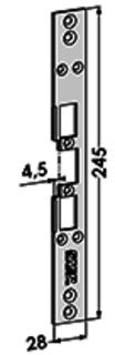 MONTERINGSSTOLPE ST6511 STEP