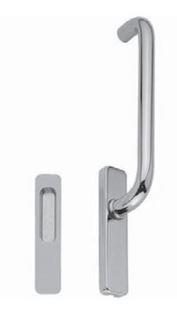 Handtag Drag/Skål Aluminium