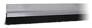 Borstlist AA25-8 20X2000mm med     Skena