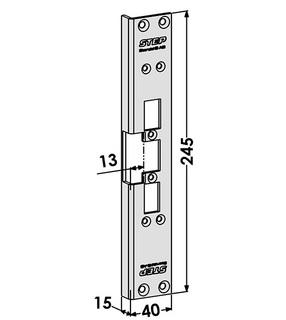 Monteringsstolpe ST6514