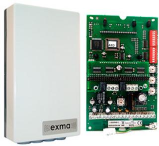 Styrenhet för Rackmontage A1D Exma Rapid