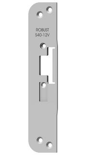 MONTERINGSSTOLPE S40-12V ROBUST