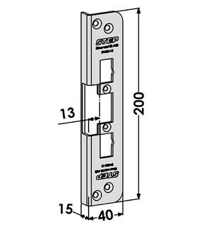 Monteringsstolpe ST4005-13