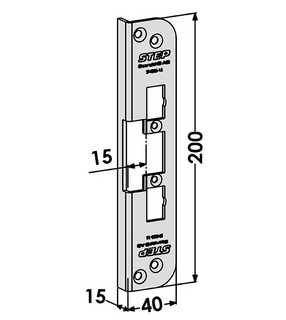 Monteringsstolpe ST4005-15