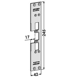 Monteringsstolpe ST6558