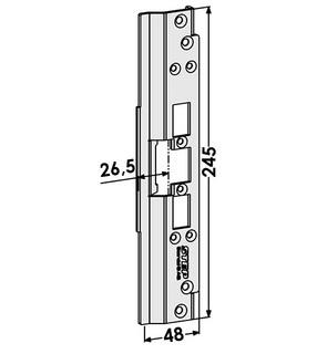 Monteringsstolpe ST6516