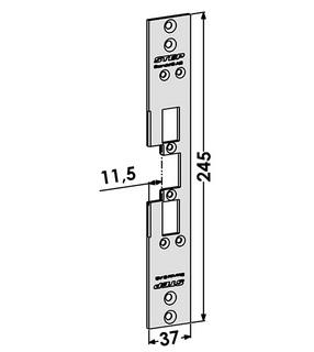 Monteringsstolpe ST6574