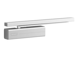 Dörrstängarsats DC700 3-6 med Standardglidskena Silver