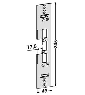 Monteringsstolpe ST6575