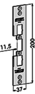 MONTERINGSSTOLPE ST4031 STEP