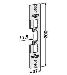 Monteringsstolpe ST4031