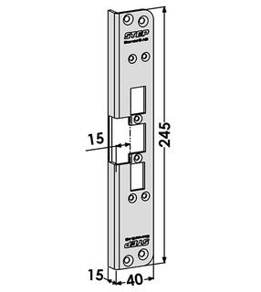Monteringsstolpe ST6515