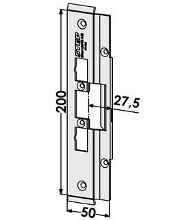 Monteringsstolpe ST4086