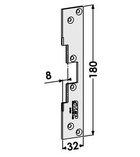 Monteringsstolpe ST4021