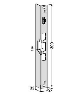 Monteringsstolpe ST4025