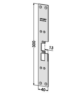 Monteringsstolpe ST6521
