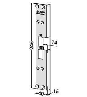 Monteringsstolpe ST6526