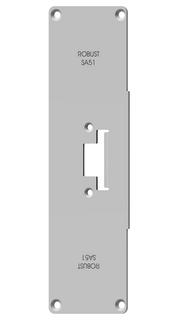 Monteringsstolpe SA51