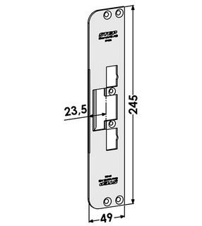 Monteringsstolpe ST4035