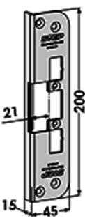 MONTERINGSSTOLPE ST4005-21 STEP