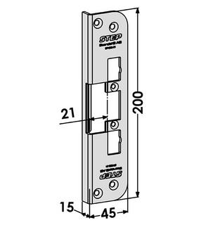 Monteringsstolpe ST4005-21
