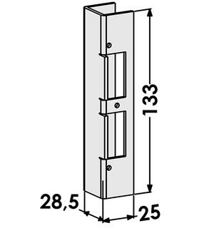 Mekaniskt Slutbleck ST9276