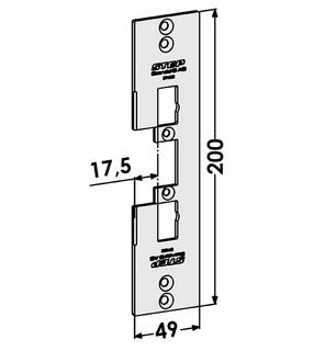 Monteringsstolpe ST4032