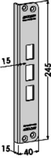 SLUTBLECK RUNDA HÖRN ST6537 STEP