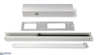 Dörrstängarsats TS5000L ECline Silver