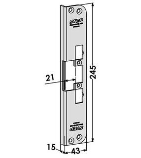 Monteringsstolpe ST4003-21