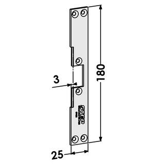 Monteringsstolpe ST4008