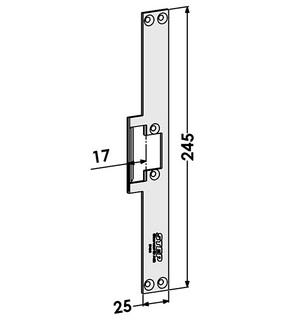 Monteringsstolpe ST4042