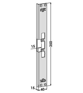 Monteringsstolpe ST4043