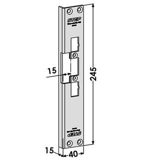 Monteringsstolpe ST4049