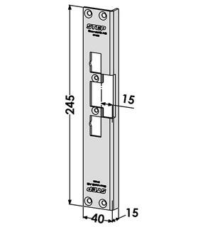 Monteringsstolpe ST4050