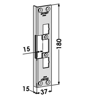 Monteringsstolpe ST4051
