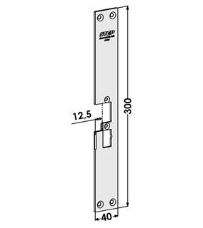 Monteringsstolpe ST4056