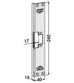 Monteringsstolpe ST4060-17
