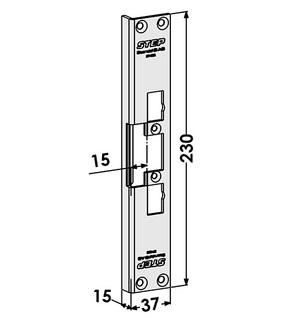 Monteringsstolpe ST4066