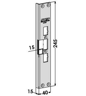 Monteringsstolpe ST4082H Höger