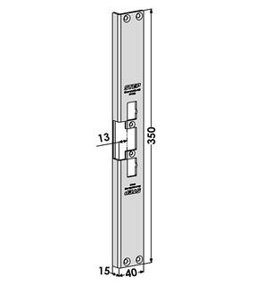 Monteringsstolpe ST4083
