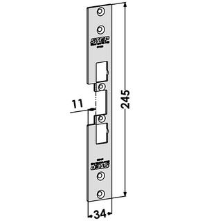 Monteringsstolpe ST4090