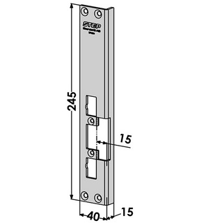 Monteringsstolpe ST4854
