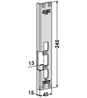 Monteringsstolpe ST4856