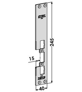 Monteringsstolpe ST4857