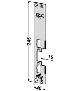 Monteringsstolpe ST4858
